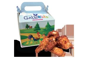 Menù Alette di pollo
