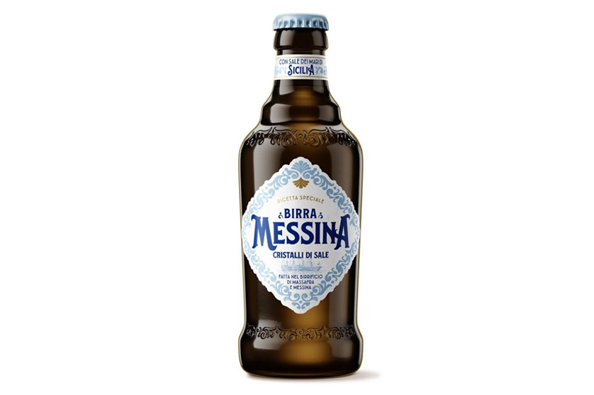 Birra Messina Cristalli di Sale 50 cl
