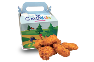 Menù Chicken Nuggets