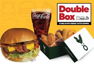 Menù American Burger x2