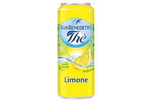 Thè Limone / Pesca